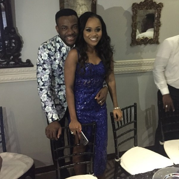 Ebuka Obi-Uchendu & Cynthia Obianodo Engagement Dinner LoveweddingsNG