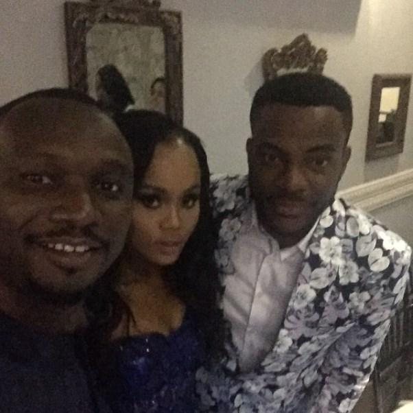 Ebuka Obi-Uchendu & Cynthia Obianodo Engagement Dinner LoveweddingsNG2