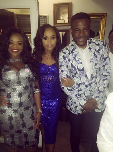 Ebuka Obi-Uchendu & Cynthia Obianodo Engagement Dinner LoveweddingsNG9