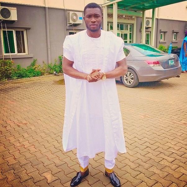 Gbenro Ajibade Osas Ighodaro Traditional Wedding LoveweddingsNG - Emmanuel Ikubese