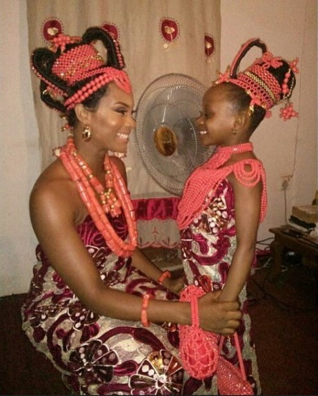 Gbenro Ajibade Osas Ighodaro Traditional Wedding LoveweddingsNG