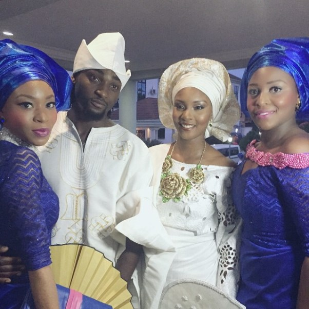 Gbenro Ajibade Osas Ighodaro Traditional Wedding LoveweddingsNG15