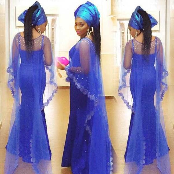 Gbenro Ajibade Osas Ighodaro Traditional Wedding LoveweddingsNG19