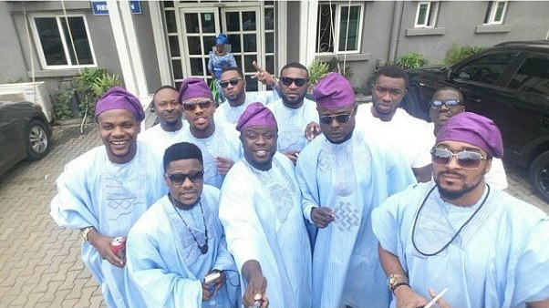 Gbenro Ajibade Osas Ighodaro Traditional Wedding LoveweddingsNG2
