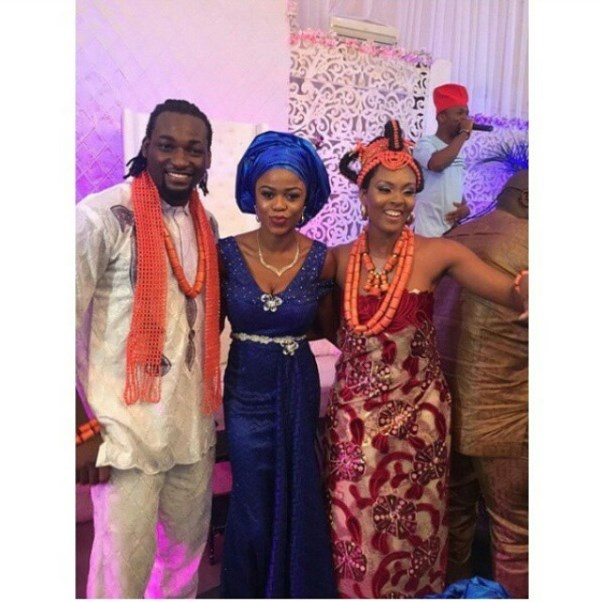 Gbenro Ajibade Osas Ighodaro Traditional Wedding LoveweddingsNG23