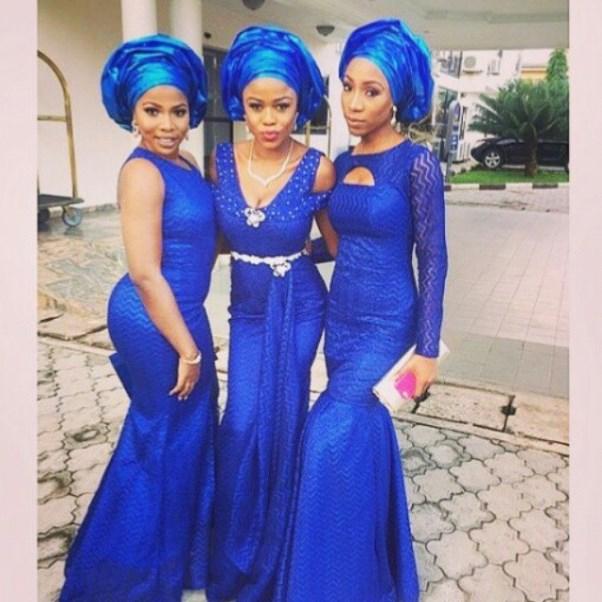 Gbenro Ajibade Osas Ighodaro Traditional Wedding LoveweddingsNG25