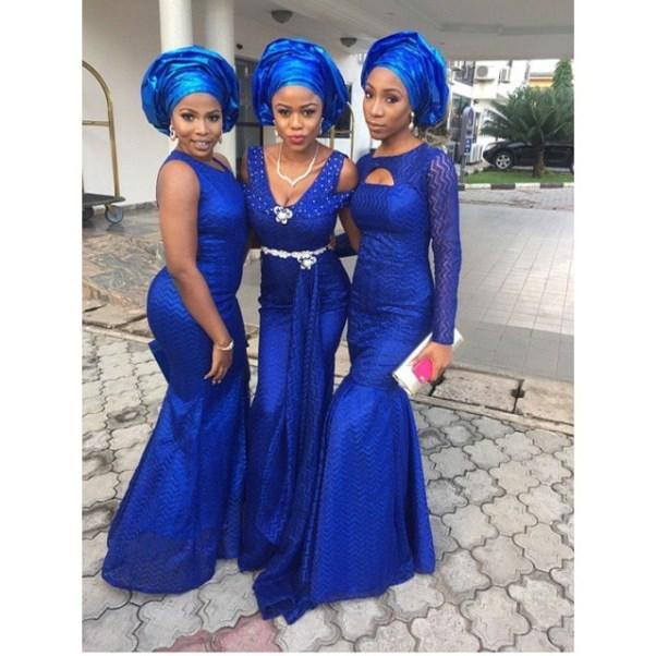 Gbenro Ajibade Osas Ighodaro Traditional Wedding LoveweddingsNG26
