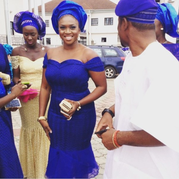 Gbenro Ajibade Osas Ighodaro Traditional Wedding LoveweddingsNG27