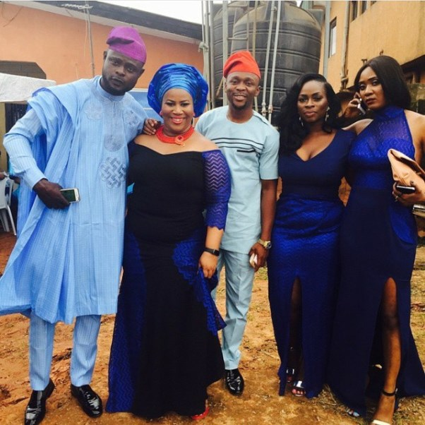 Gbenro Ajibade Osas Ighodaro Traditional Wedding LoveweddingsNG6