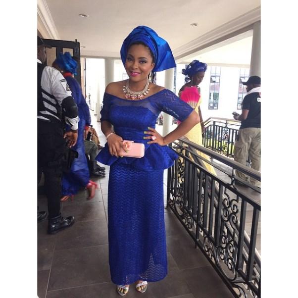 Gbenro Ajibade Osas Ighodaro Traditional Wedding LoveweddingsNG9