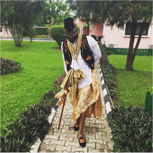 Iyanya - Applaudise LoveweddingsNG2
