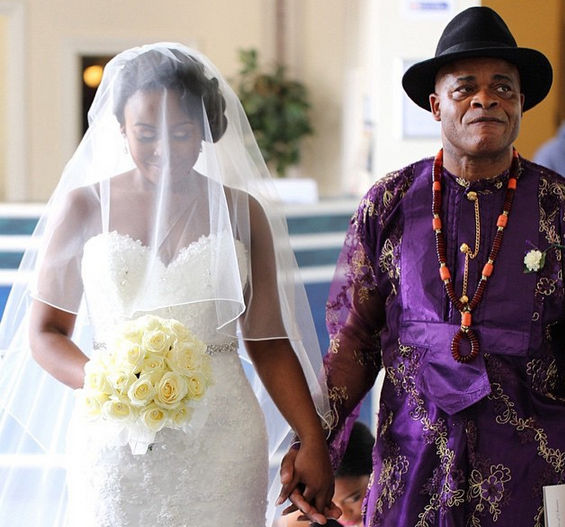 Joseph Yobo's Brother - Gideon Weds Blessing LoveweddingsNG4