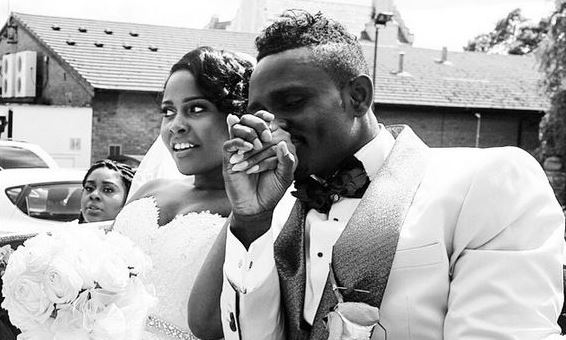 Joseph Yobo's Brother - Gideon Weds Blessing LoveweddingsNG5
