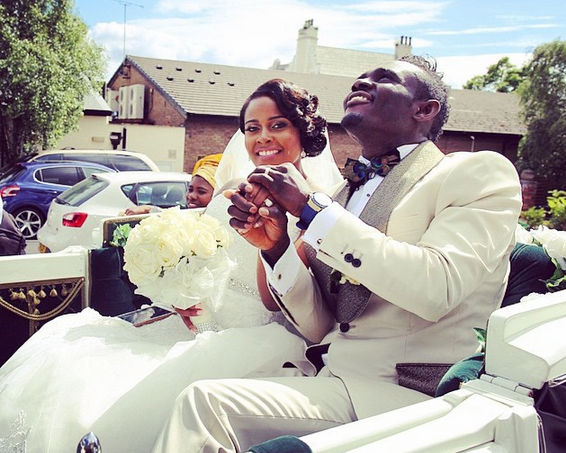Joseph Yobo's Brother - Gideon Weds Blessing LoveweddingsNG6