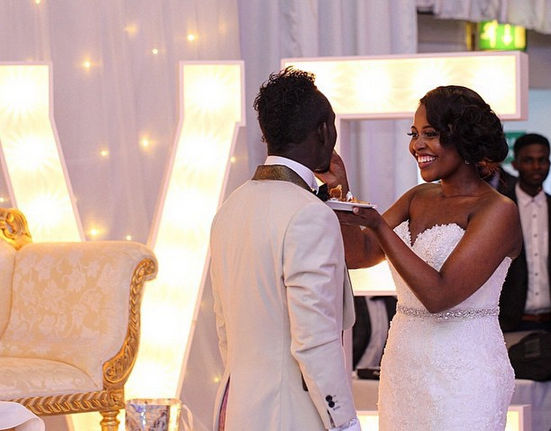 Joseph Yobo's Brother - Gideon Weds Blessing LoveweddingsNG9