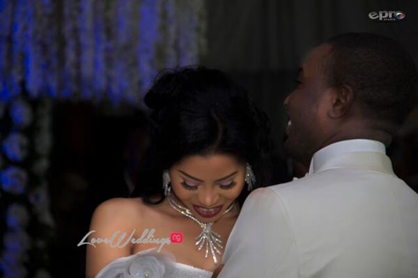 Khadijah Ahmadu Ali weds Prince Abdul Ogohi LoveweddingsNG12