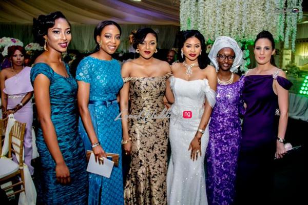 Khadijah Ahmadu Ali weds Prince Abdul Ogohi LoveweddingsNG13