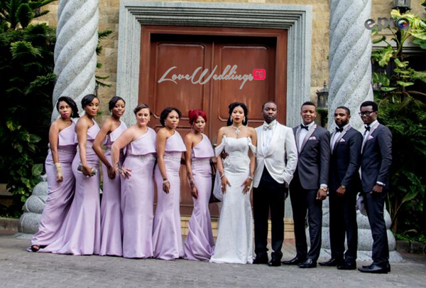 Khadijah Ahmadu Ali weds Prince Abdul Ogohi LoveweddingsNG4
