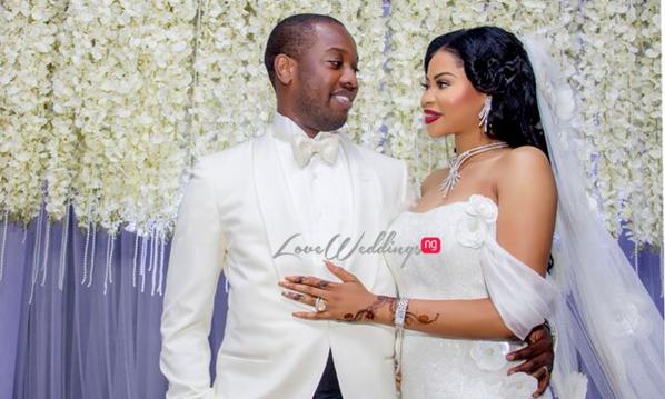 Khadijah Ahmadu Ali weds Prince Abdul Ogohi: Pictures