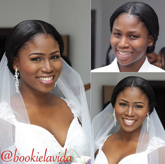 LoveweddingsNG Before meets After Makeovers - Bookie La Vida