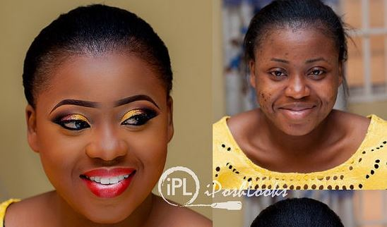 LoveweddingsNG Before meets After Makeovers - IPosh Looks