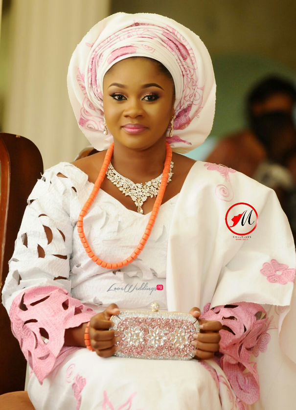 LoveweddingsNG Folakemi Beauty Perfection Makeover's Traditional Wedding4