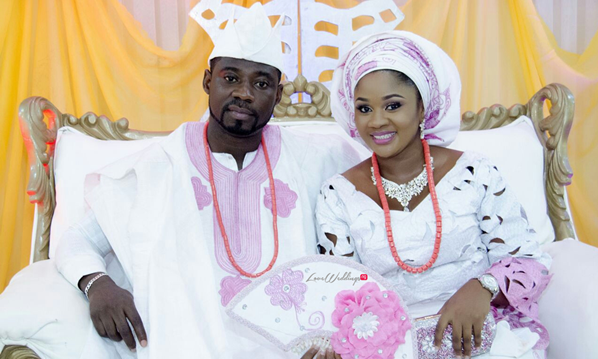 Pictures from Folakemi of Beauty Perfection Makeover's Traditional Wedding