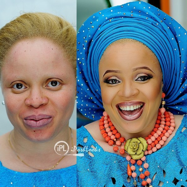 LoveweddingsNG Makeovers - Iposh Looks