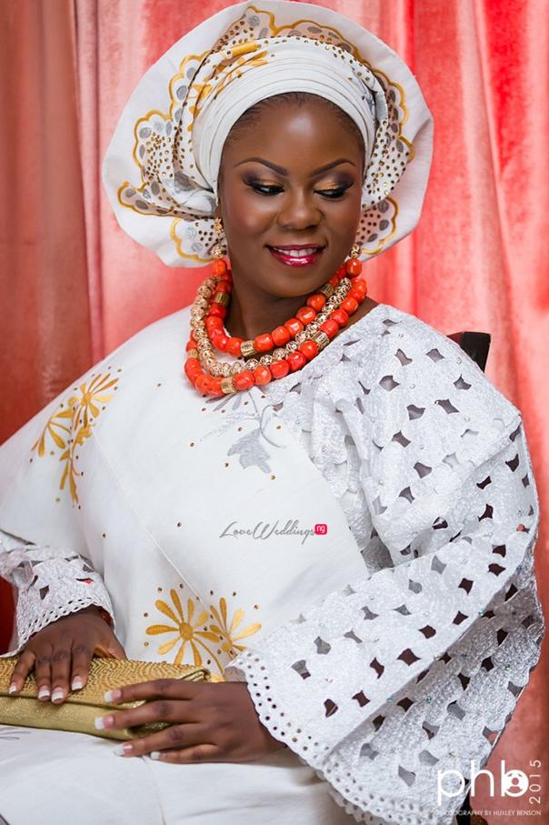 LoveweddingsNG Nigerian Traditional Bride2