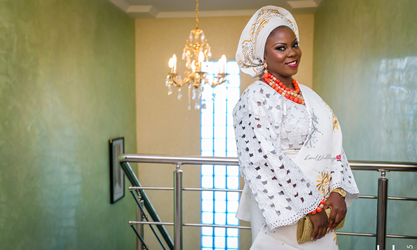 LoveweddingsNG Nigerian Traditional Bride