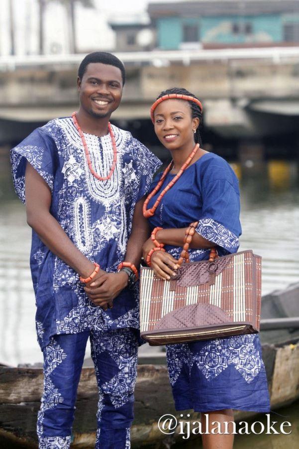 LoveweddingsNG Traditional Prewedding Shoot Ijanla Oke1
