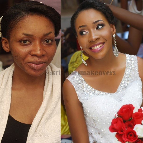 Loveweddingsng Bridal Looks - Kristabel Makeovers