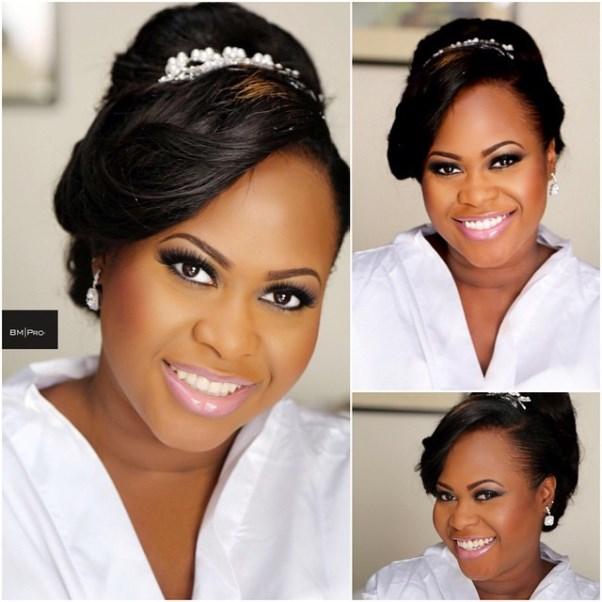 Nigerian Bridal Hair Inspiration LoveweddingsNG - BMPro