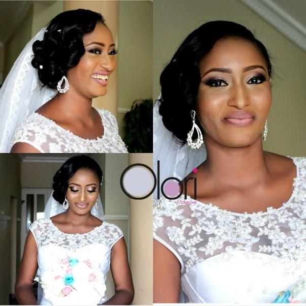 Nigerian Bridal Hair Inspiration LoveweddingsNG - Olori Makeovers