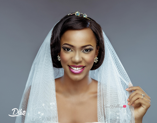Nigerian Bridal Inspiration LoveweddingsNG Diko Photography7