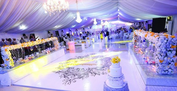 Nigerian Wedding Dance Floors - Nwandos Signature LoveweddingsNG