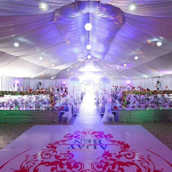 Nigerian Wedding Dance Floors - Nwandos Signature LoveweddingsNG6