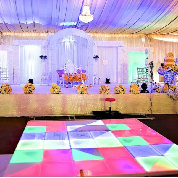 Nigerian Wedding Dance Floors - Nwandos Signature LoveweddingsNG7