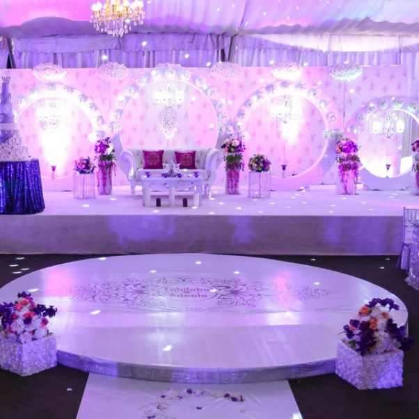 Nigerian Wedding Dance Floors - Nwandos Signature LoveweddingsNG8
