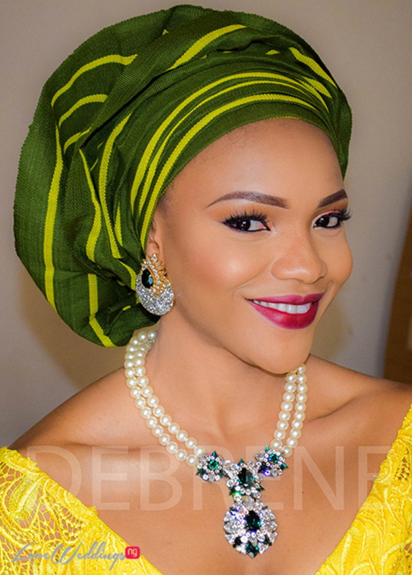 Nigerian Wedding Guest - Anita Uwagbale LoveweddingsNG1