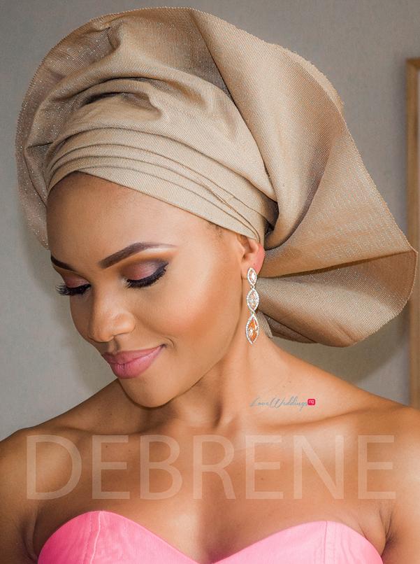 Nigerian Wedding Guest - Anita Uwagbale LoveweddingsNG10