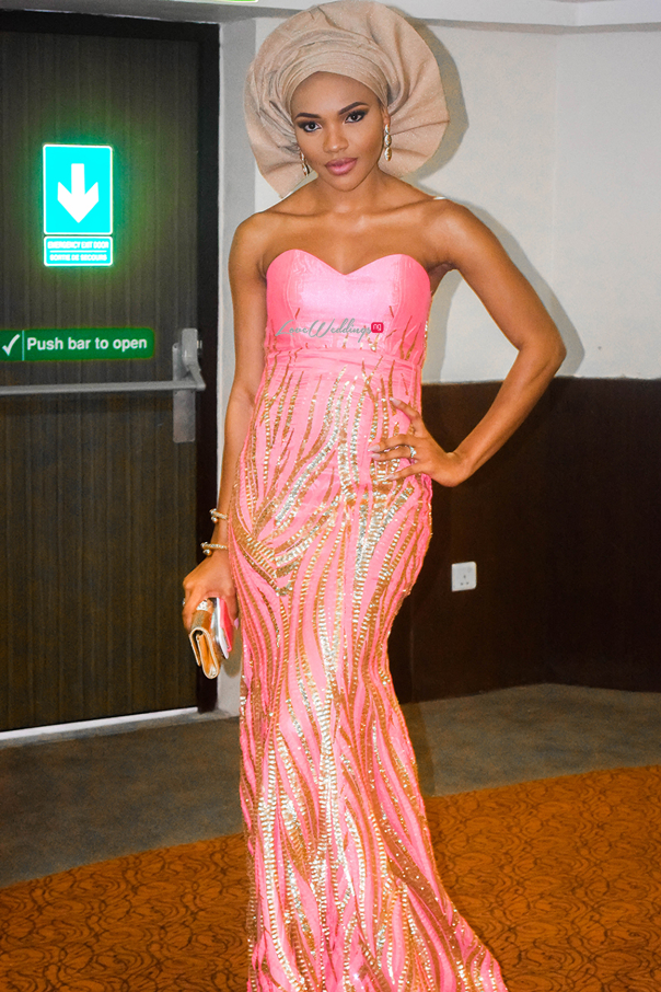 Nigerian Wedding Guest - Anita Uwagbale LoveweddingsNG12