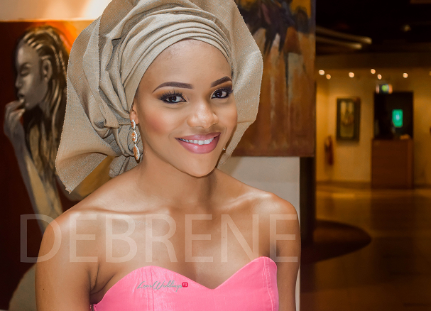 Nigerian Wedding Guest - Anita Uwagbale LoveweddingsNG17