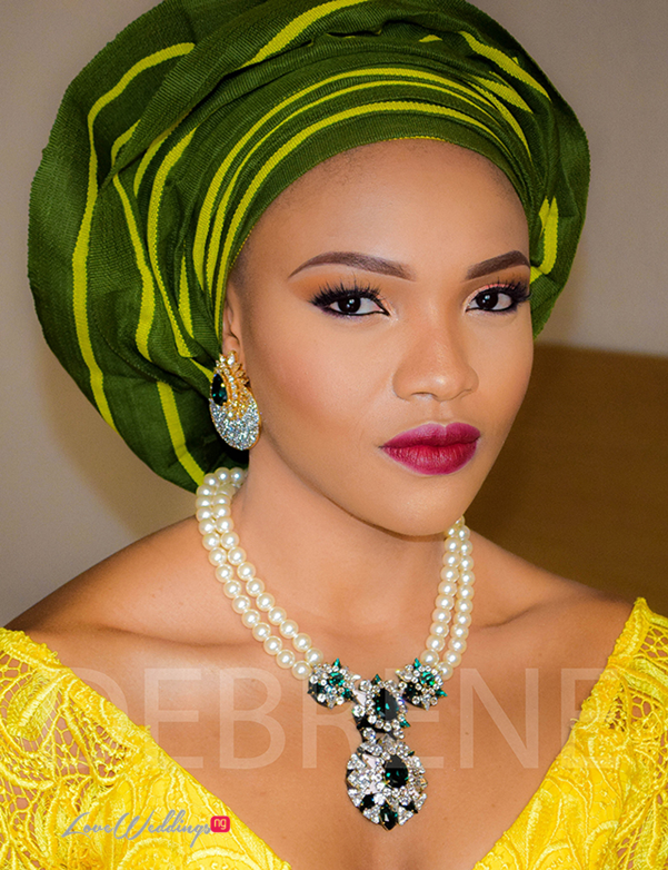 Nigerian Wedding Guest - Anita Uwagbale LoveweddingsNG3