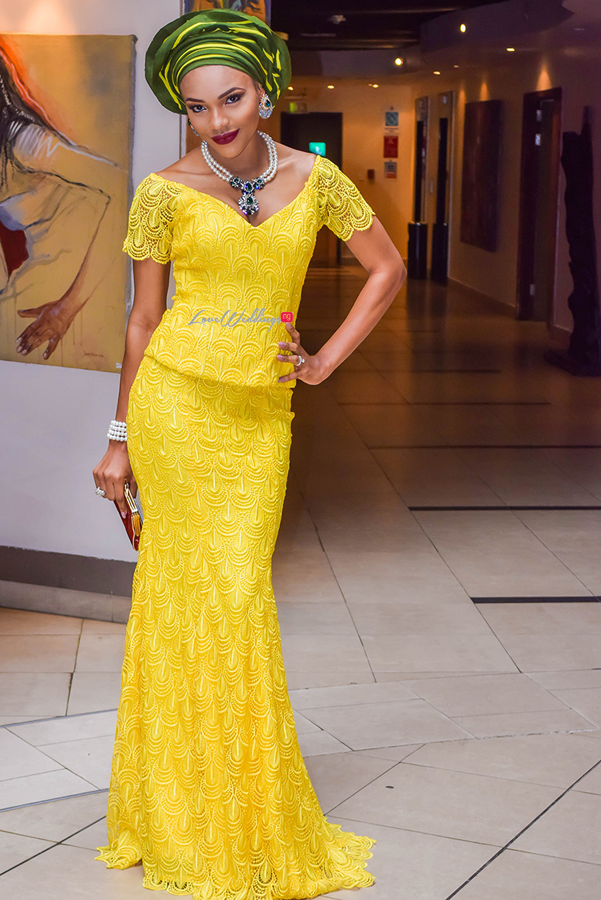 Nigerian Wedding Guest - Anita Uwagbale LoveweddingsNG7