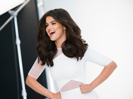 Selena Gomez Pantene Haircare LoveweddingsNG1