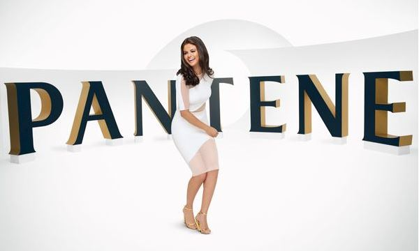 Selena Gomez for Pantene | Bridal Shower Inspiration