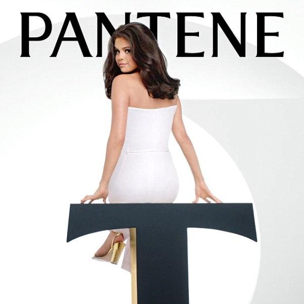 Selena Gomez Pantene Haircare LoveweddingsNG3