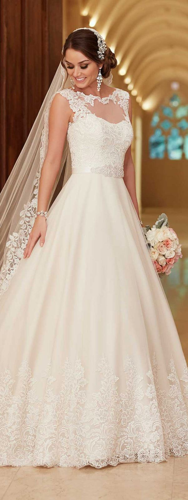 Stella York 2016 Bridal Collection LoveweddingsNG31
