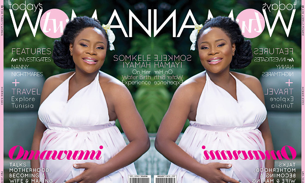 Omawumi covers TW Magazine's May 2015 Issue